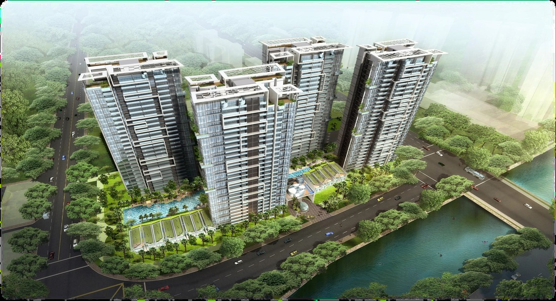 Eight Riversuites at Whampoa East
